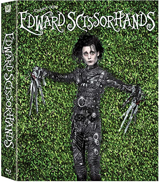 Edward Scissorhands: Ultimate Collector's Edition [Blu-ray]