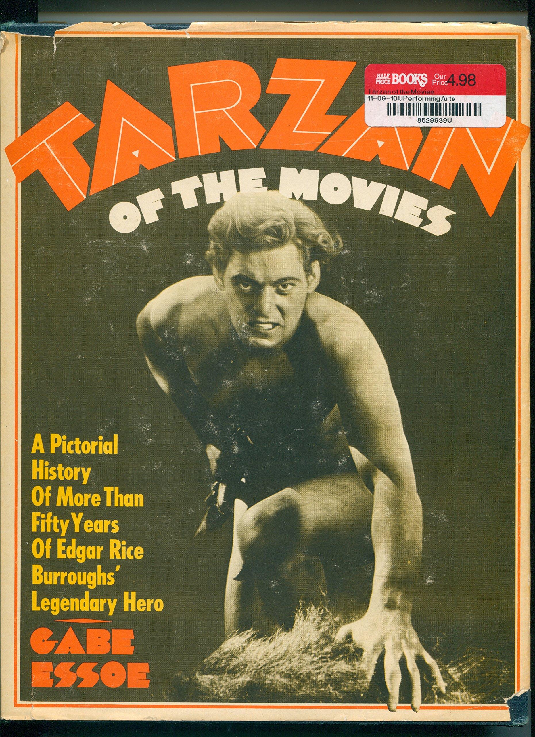 Tarzan of The Apes Movie Tarzan of The Movies a