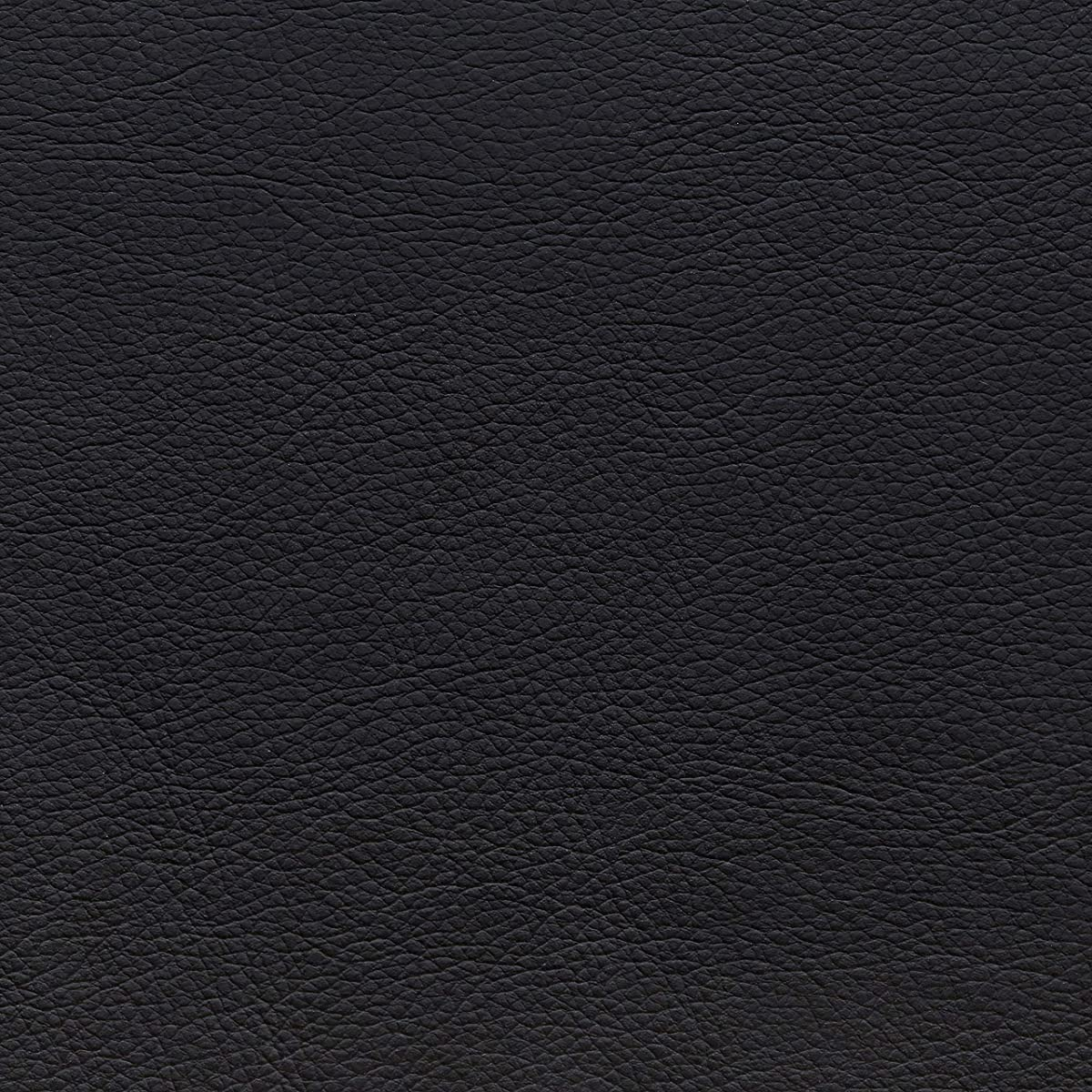 "Ravenna Home Darian Oversized Pillow Faux Leather Sofa, 92""W, Black"