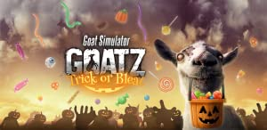 Goat Simulator GoatZ from Coffee Stain Studios