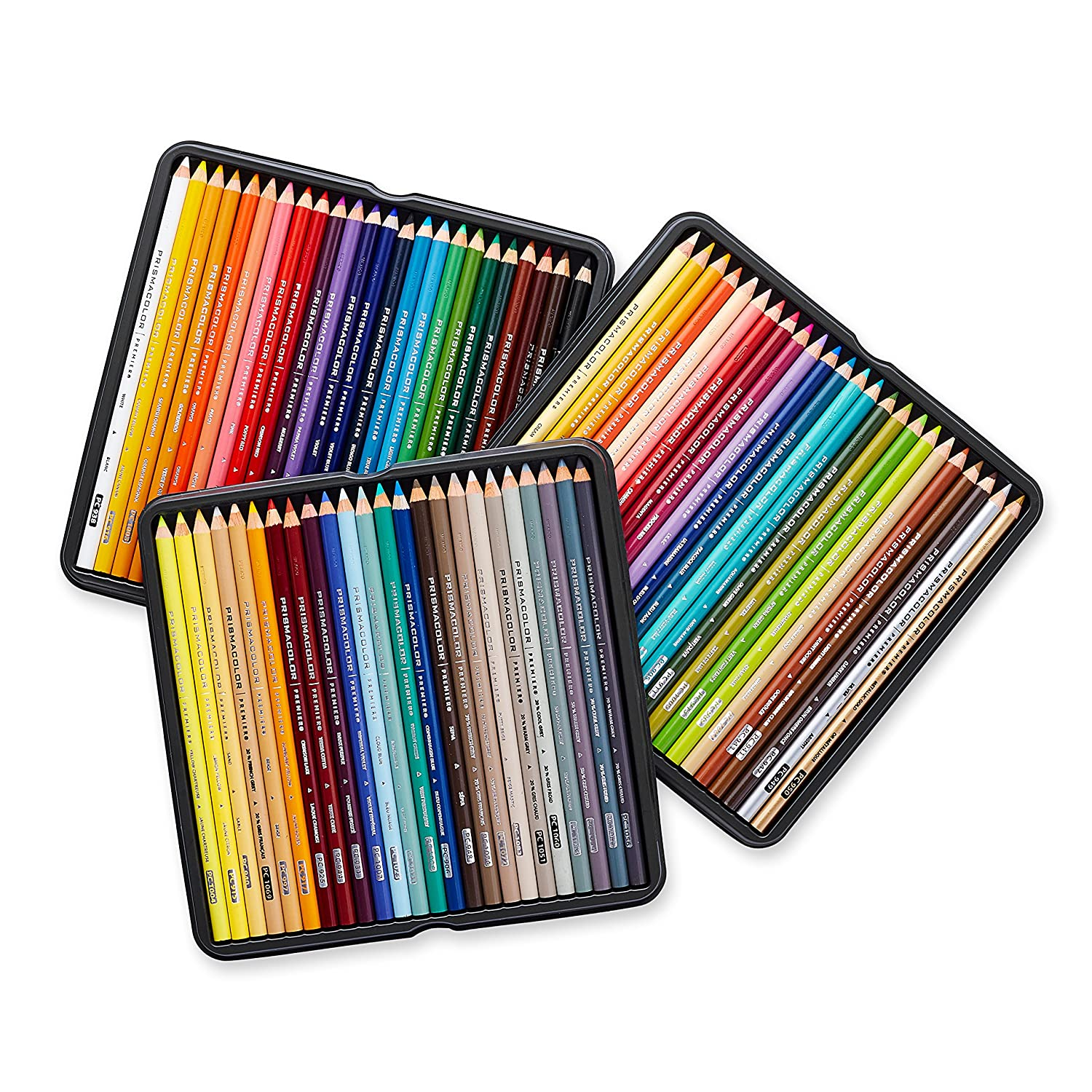 Prismacolor Premier Soft Core Colored Pencils, 72 Colored Pencils at Amazon.com
