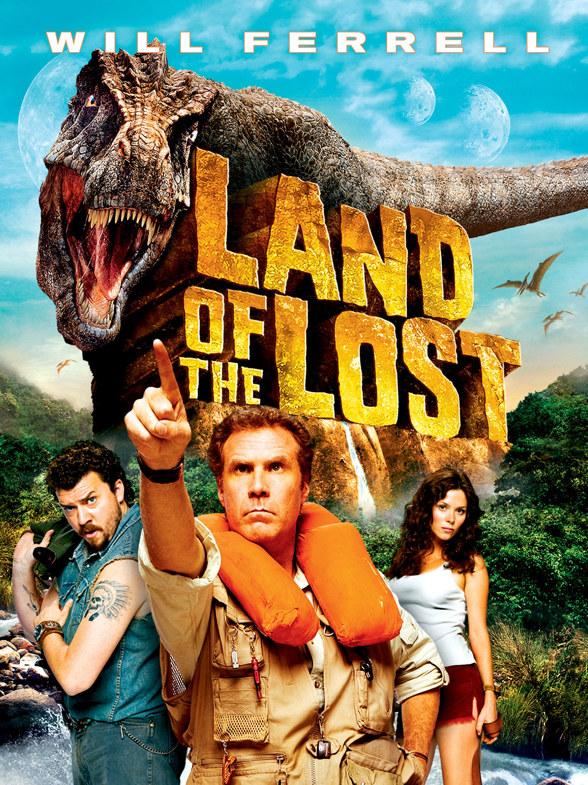 Land Of The Lost on Amazon Prime Video UK