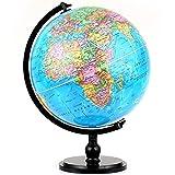 Illuminated Blue Ocean Globe (12.5