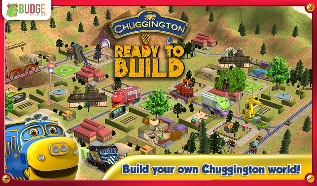 Amazon.com: Chuggington Ready to Build - Train Play: Appstore for ...