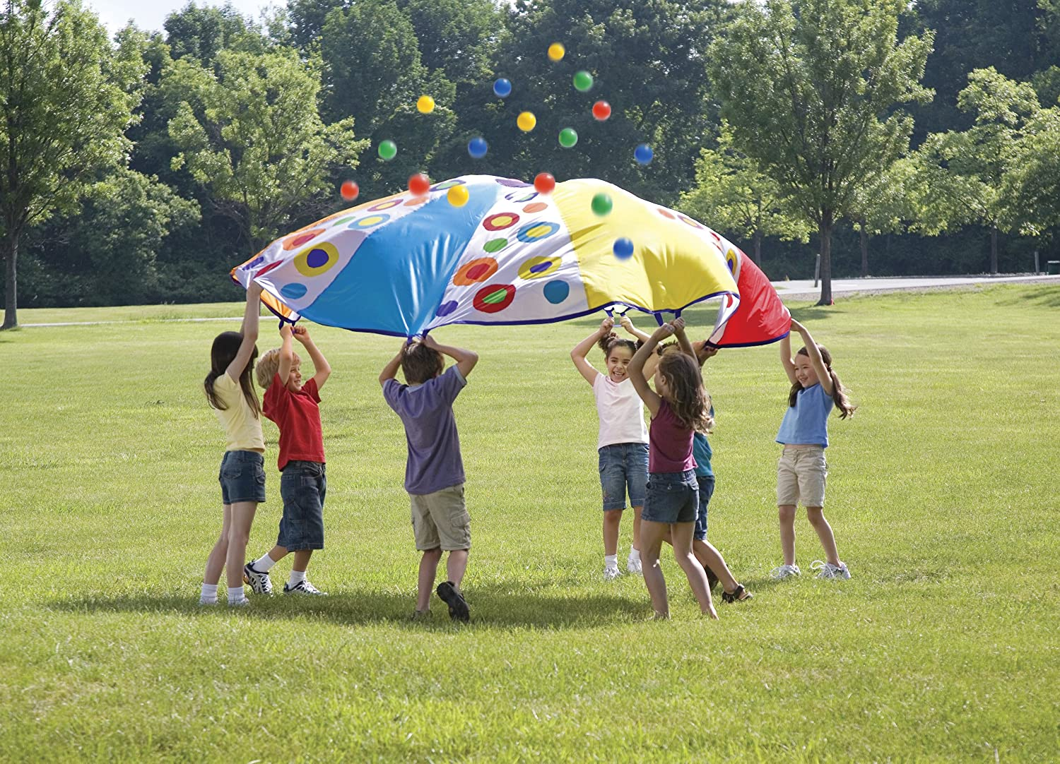 Alex Toys Super Parachute Game