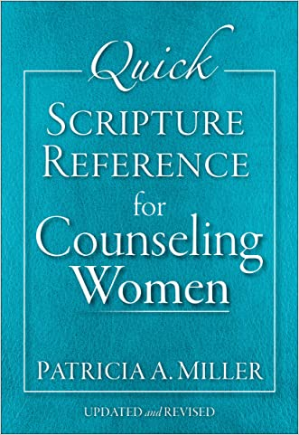 Quick Scripture Reference for Counseling Women