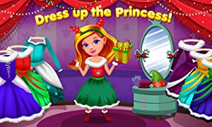 Princess Christmas Cleanup - Kitchen, Bath & Dress Up Room Clean Up by TutoTOONS