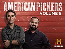 American Pickers Season 9