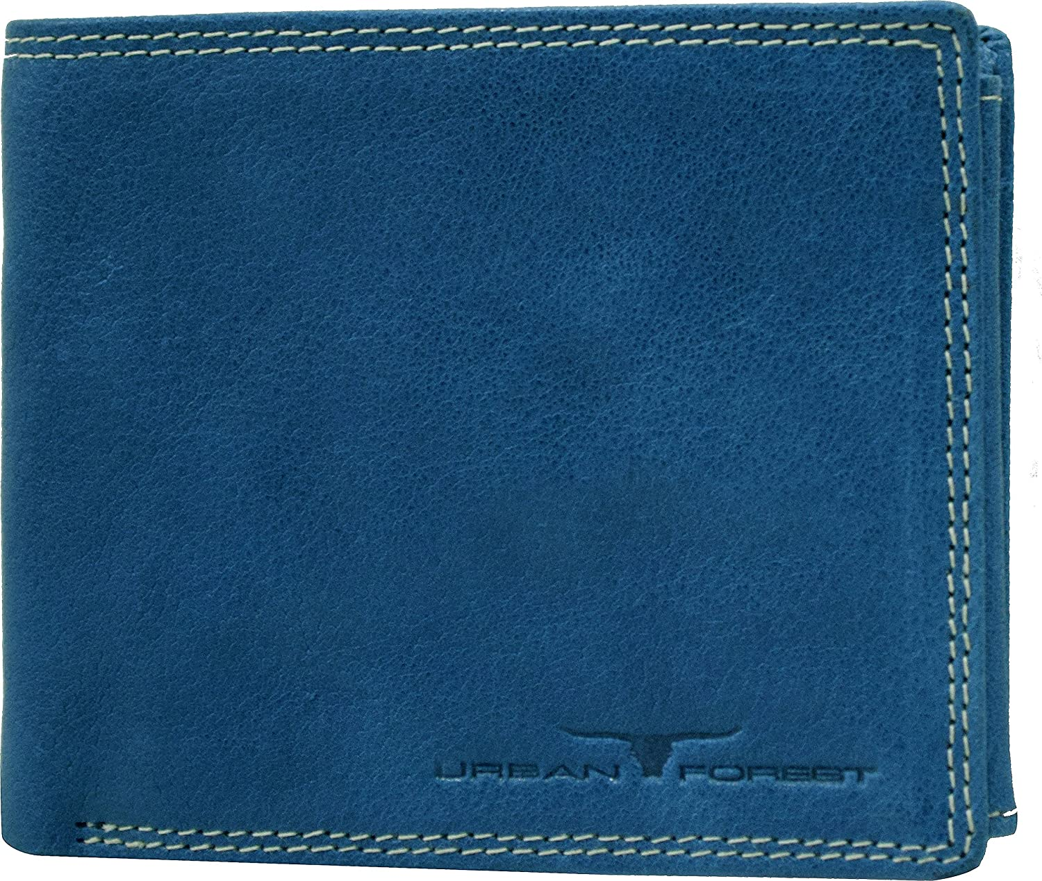 Leather Mens Wallet on heavenkart