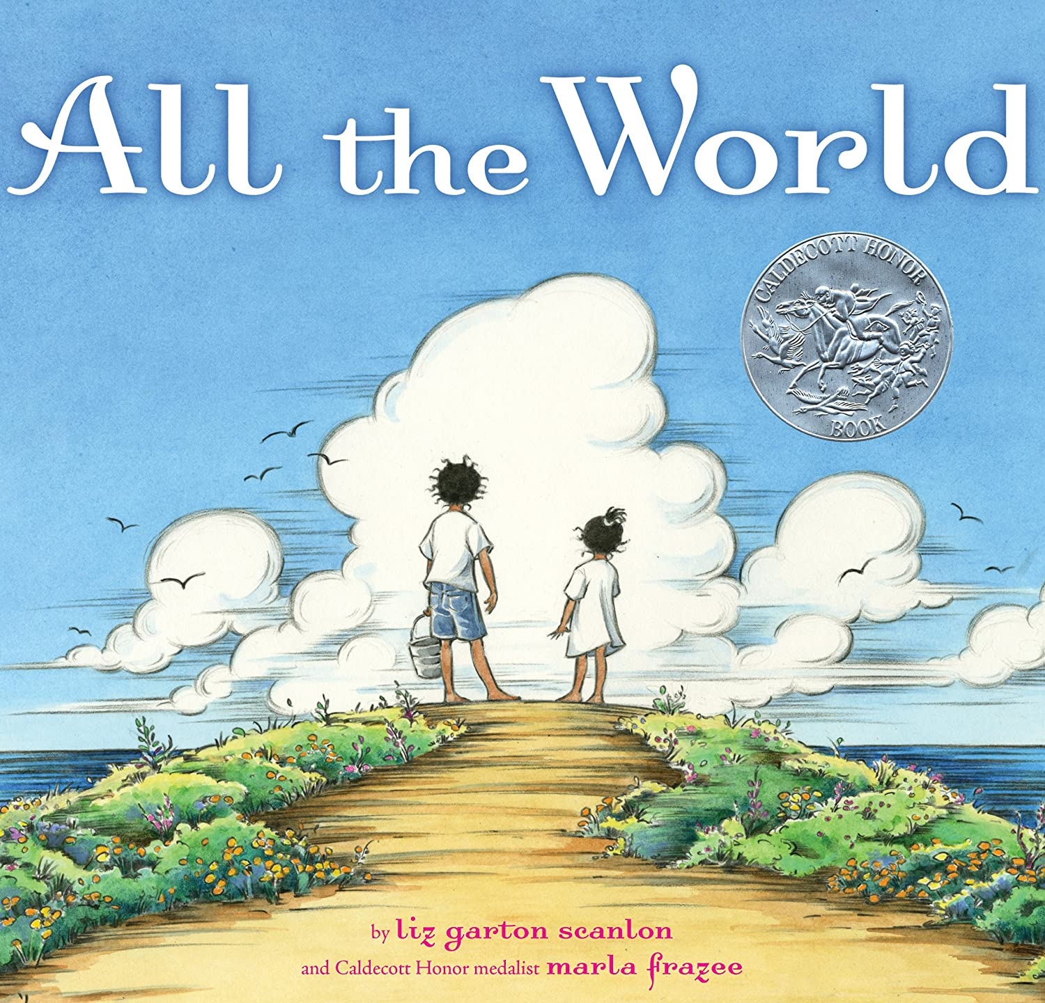 All the World  on Children's Corner, book review  {Reading List}