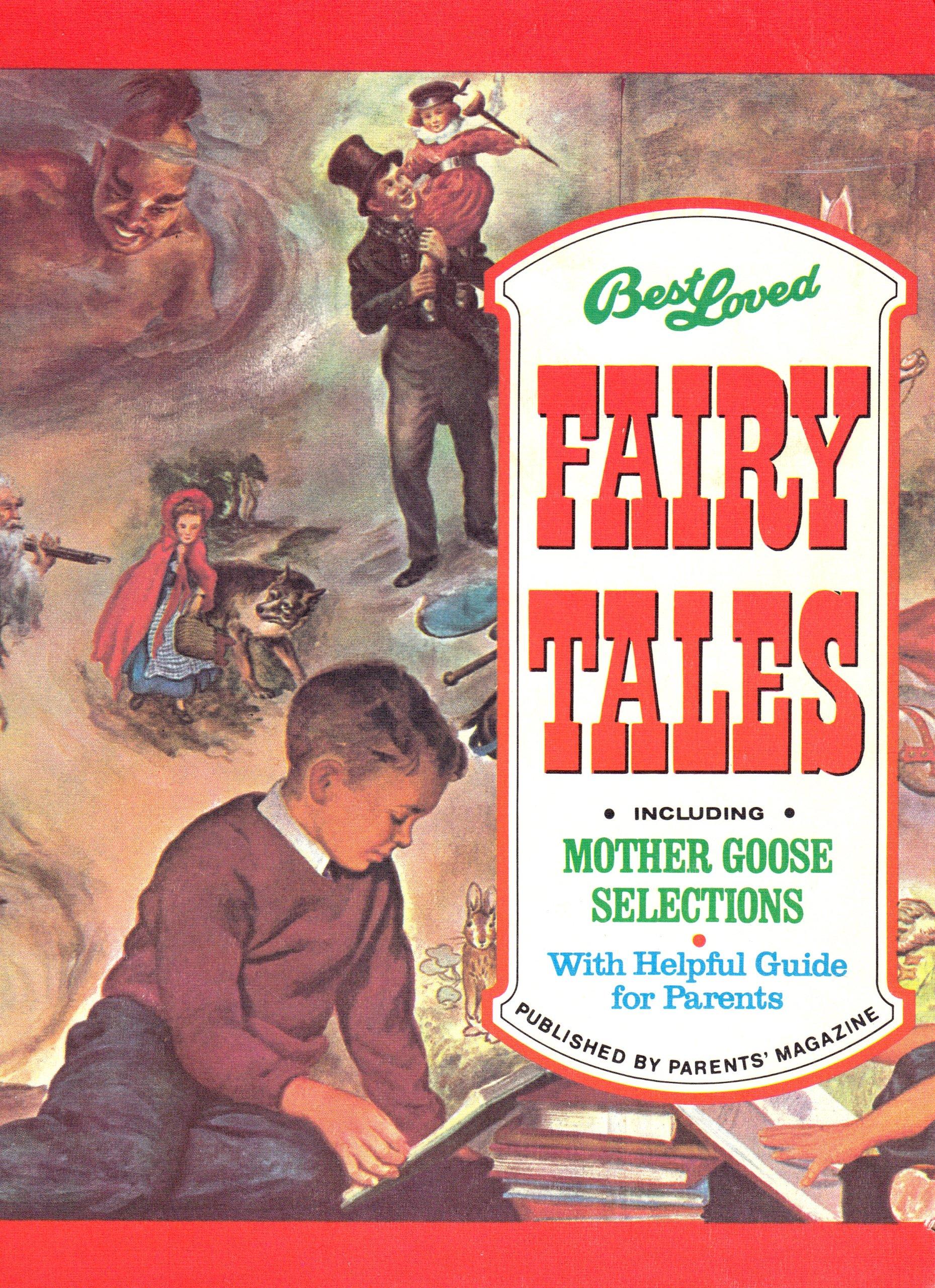 Best Loved Fairy Tales, Published By Parents' Magazine, PARENTS MAZ