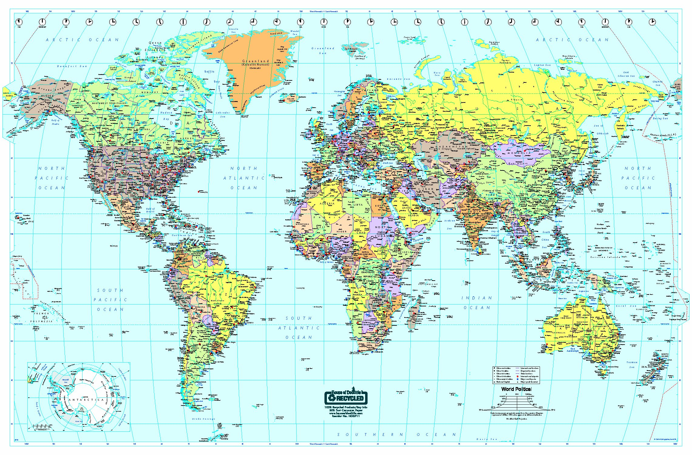 World map boltss 28 images pride global logistics air freight world map boltss house of doolittle laminated world map 50 x 33 inch with write on gumiabroncs Gallery
