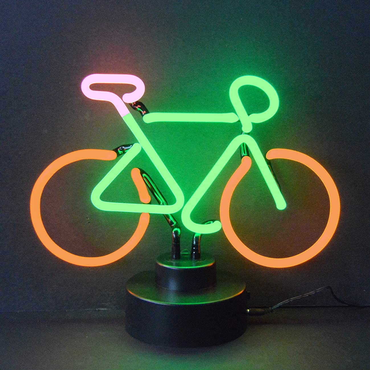 Neonetics Business Signs Bicycle Neon Sign Sculpture 0