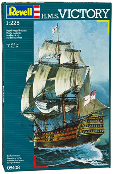 Revell - Maquette - H.M.S. Victory - Echelle 1:225