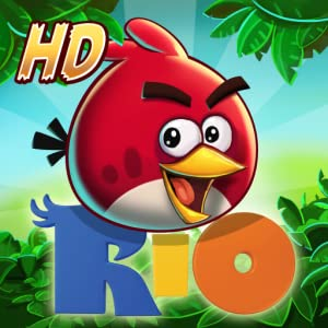 Angry Birds Rio HD (Kindle Tablet Edition) by Rovio Entertainment Ltd.