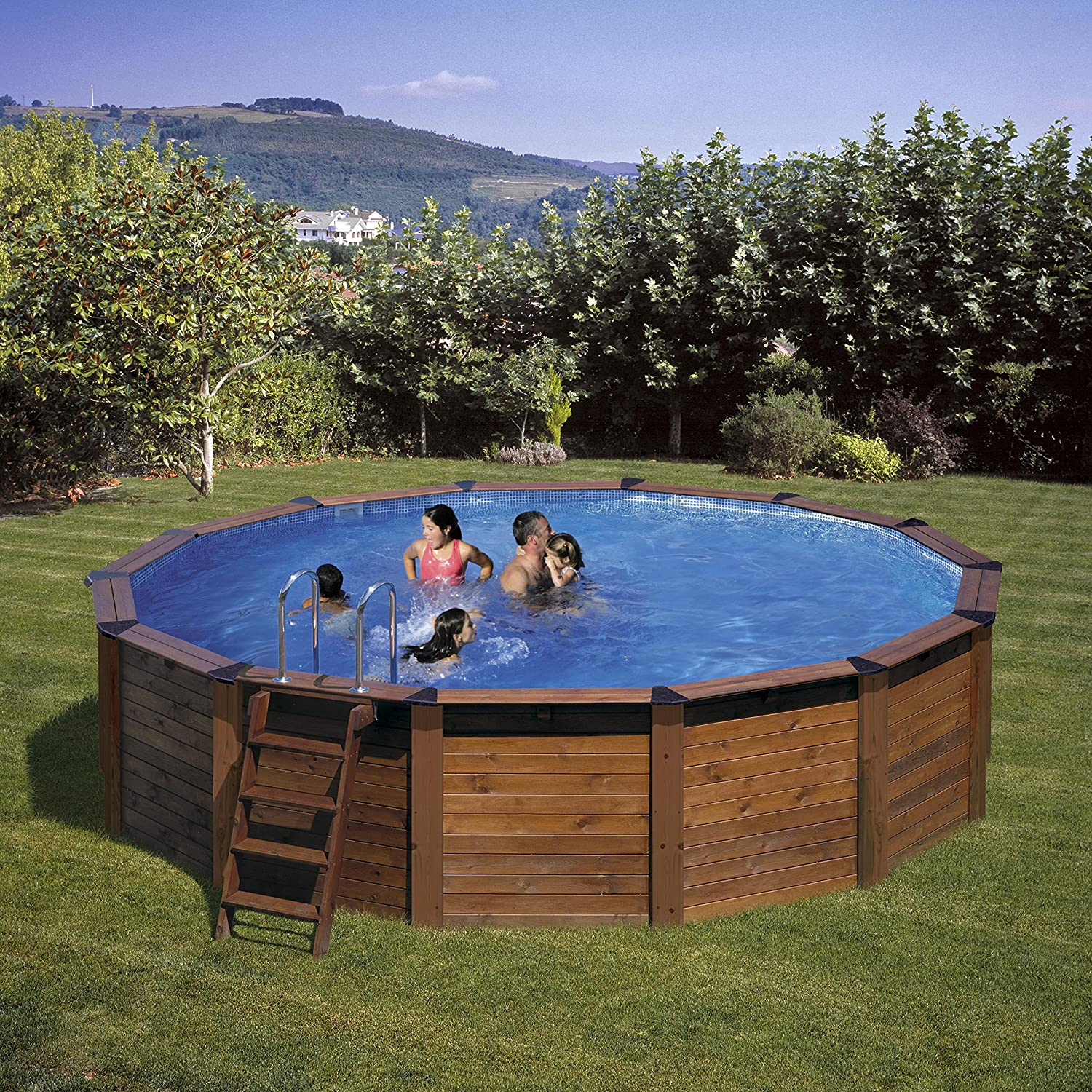 gre nature pool hawaii stahlwandpool 5,00×1,32m bestellen