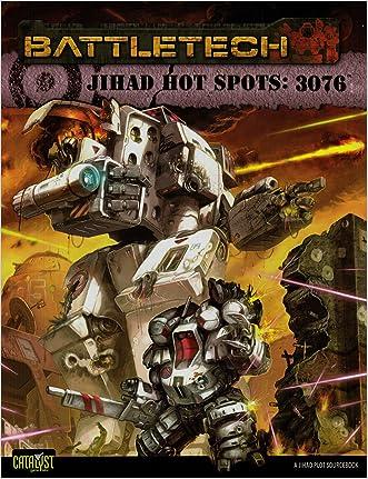 Battletech Jihad Hot Spots 3076