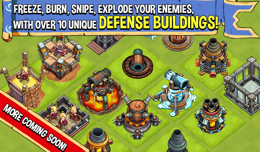 Amazon.com: Battle Heroes: Clash of Empire: Appstore for Android