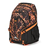 High Sierra Loop Backpack, Fireball/Black/Electric Orange (Color: Fireball/Black/Electric Orange, Tamaño: One Size)