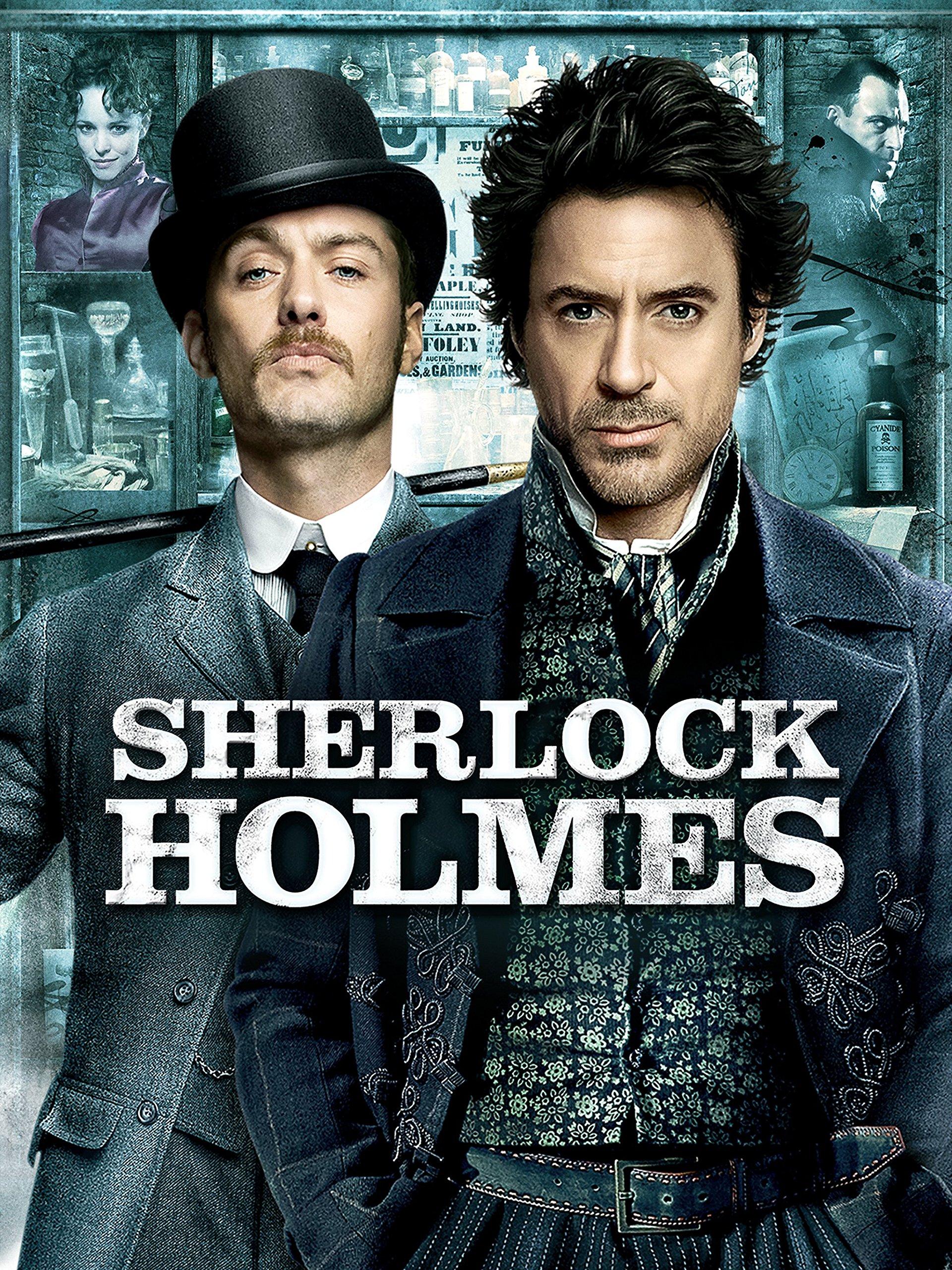 Sherlock Holmes on Amazon Prime Instant Video UK