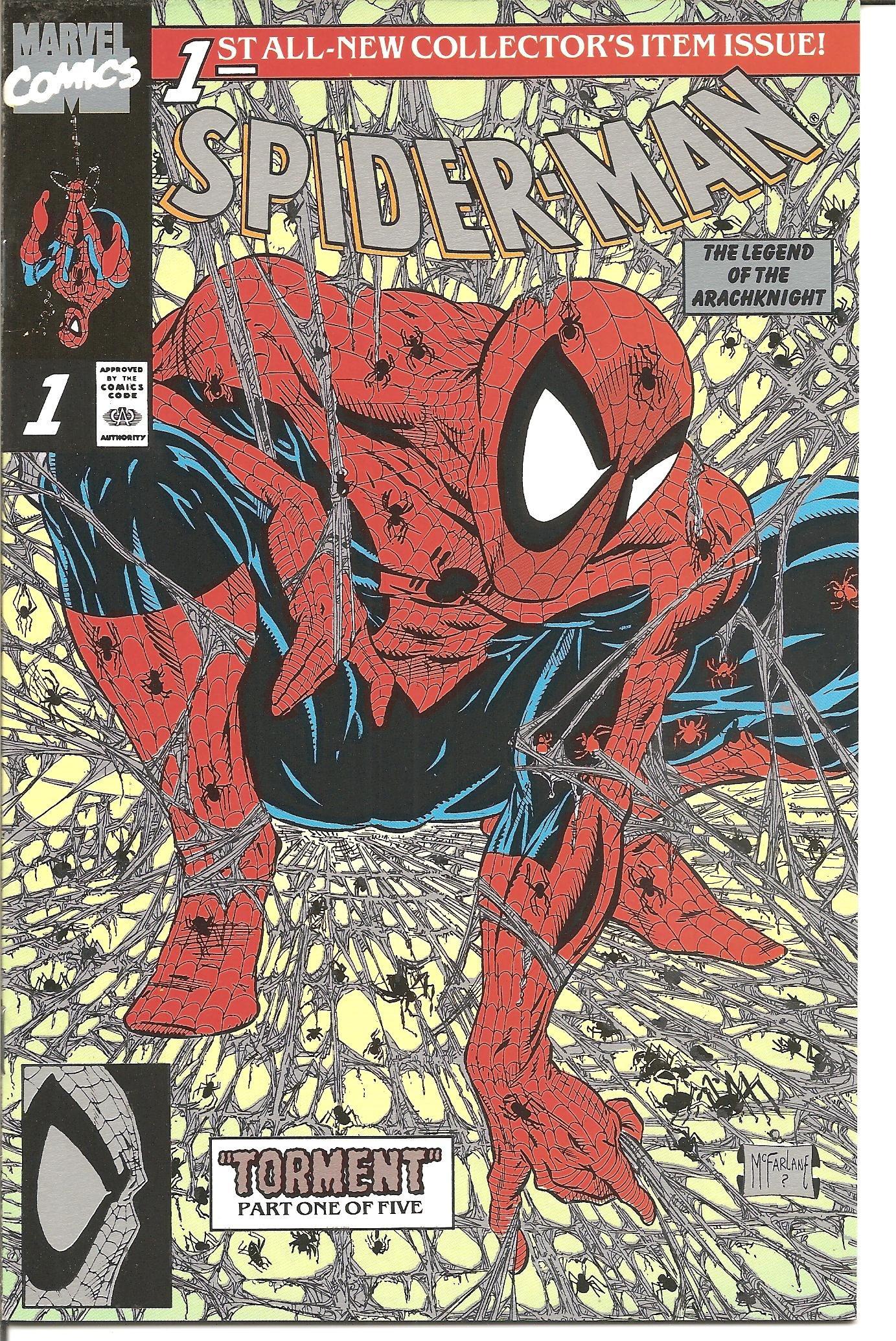 Spider-Man 1 Platinum Edition