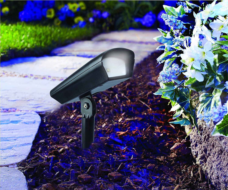 Solar Powered Bright Outdoor Led Solar Spotlight Light