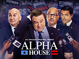 Alpha House Season 2 [HD]
