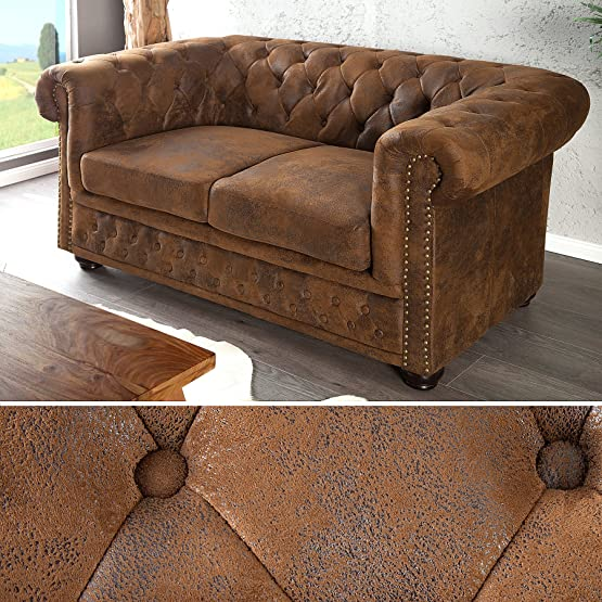 Invicta Interior serie Chesterfield