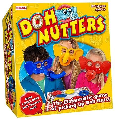 Doh Nutters – Jeu de Société Version Anglaise