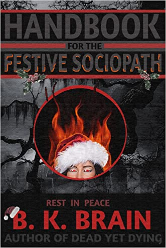 Handbook for the Festive Sociopath (Codex of the Demon King 2)