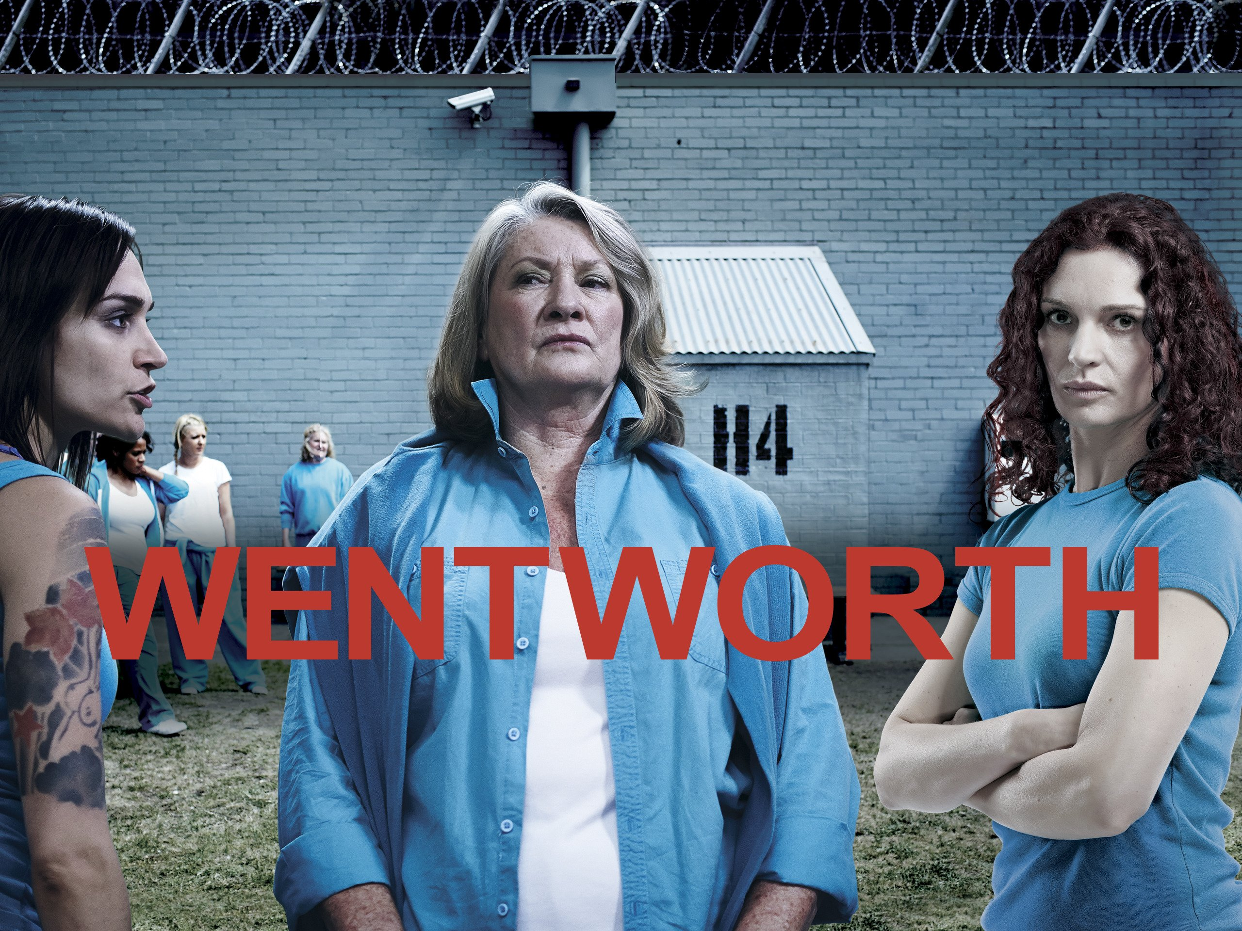 Wentworth Season 1 - Season 1