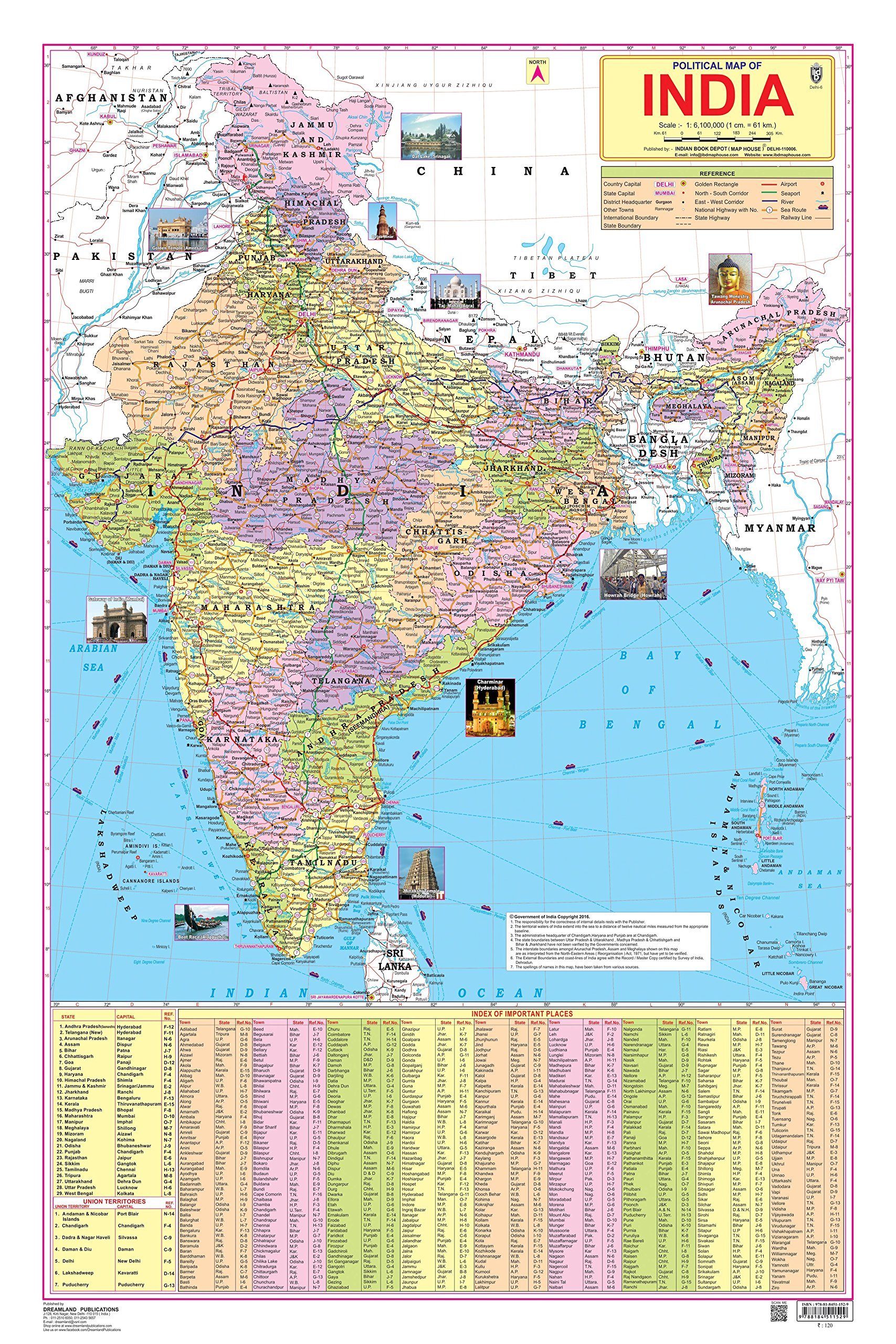 Best atlas books for upsc geography prelims and mains india map poster gumiabroncs Image collections