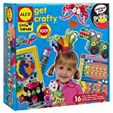 ALEX Toys Little Hands Get Crafty (Color: Multicolor, Tamaño: One Size)