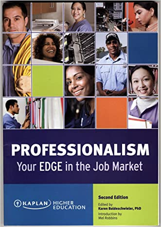 Professionalism Your Edge in the Job Market