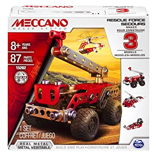 Meccano Rescue