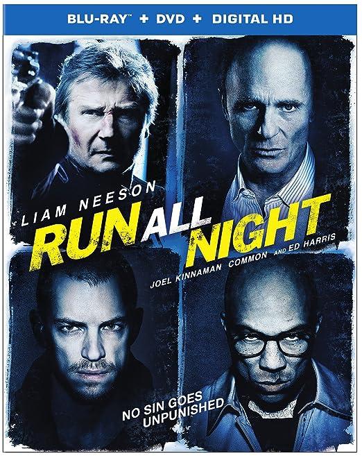 Run All Night (Blu-ray + DVD + Digital HD UltraViolet Combo Pack)