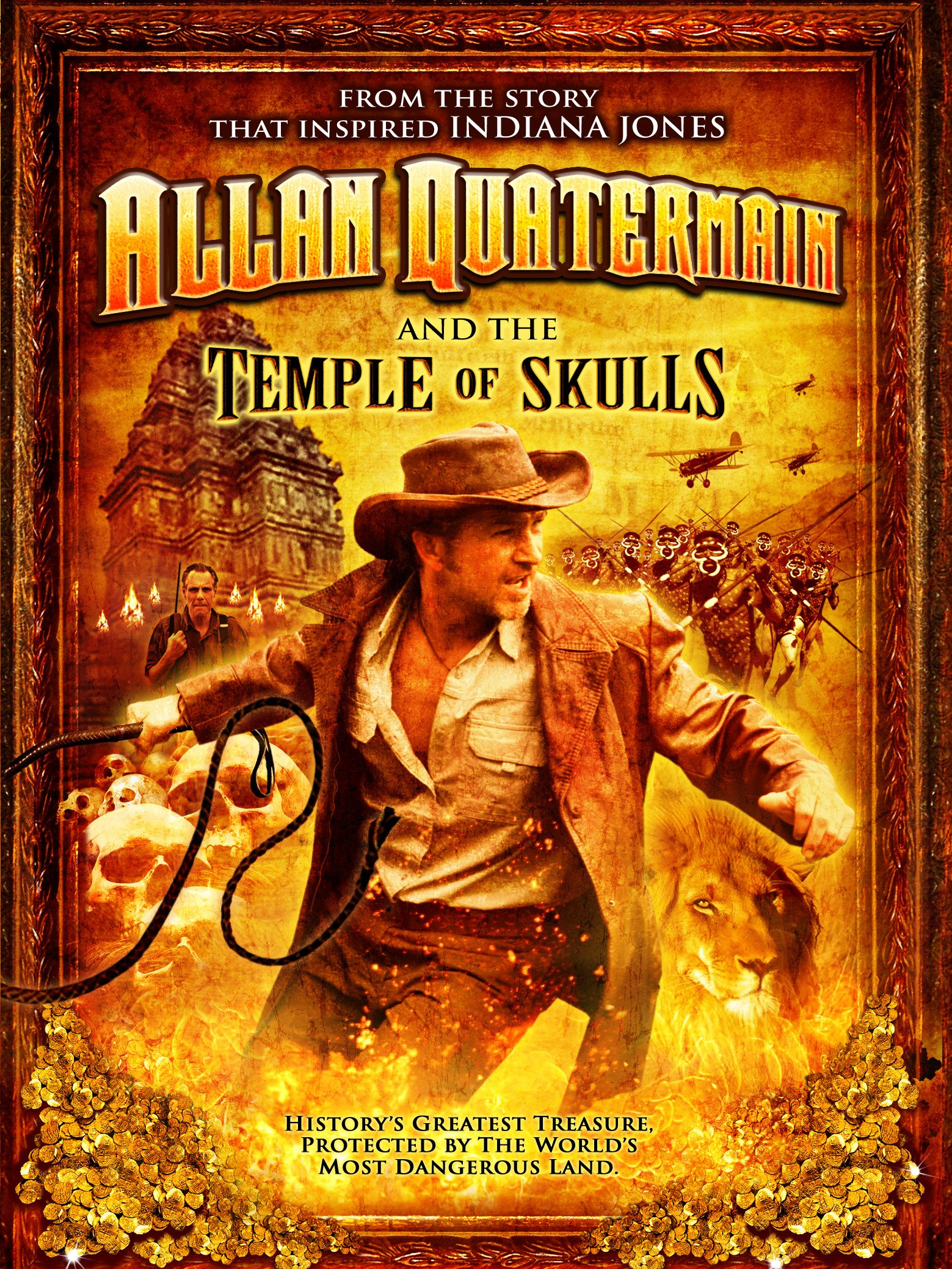 Allan Quatermain and the Temple of Skulls on Amazon Prime Video UK