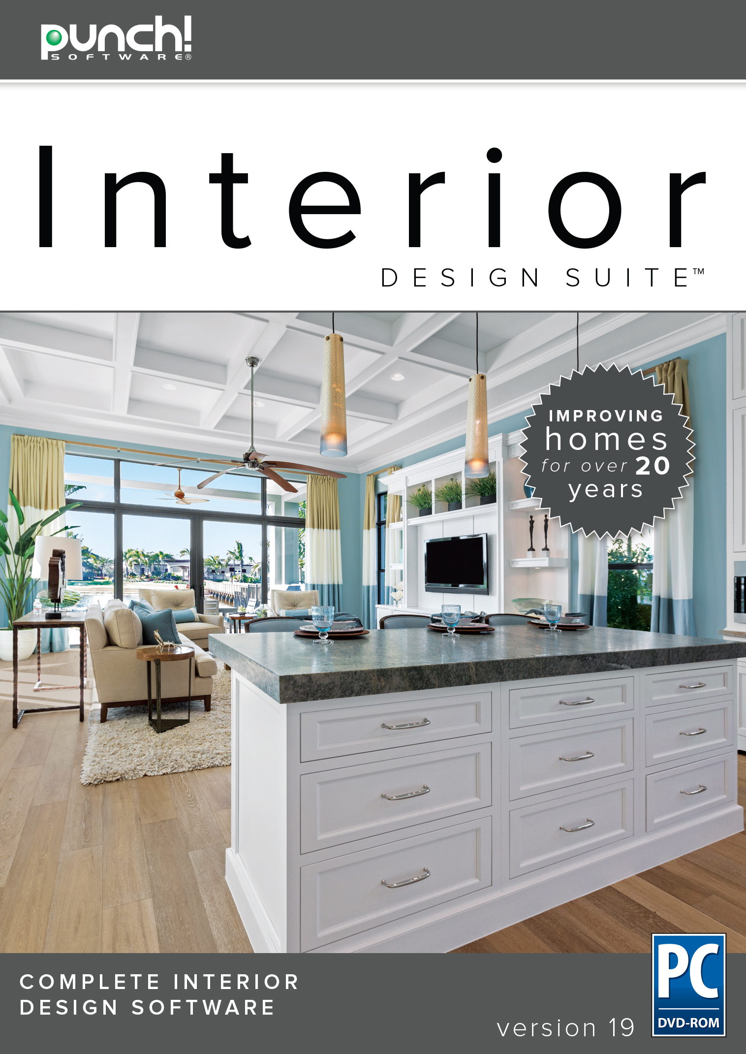 Punch Interior Design Suite V19 The Best Selling Interior Home Design Software For Windows Pc