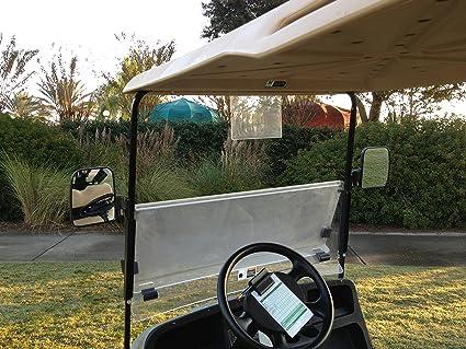 Cart Side Golf Cart Side View Mirror