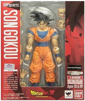 Bandai - 8993 - Figurine Manga - Dragon Ball Z - Son Goku