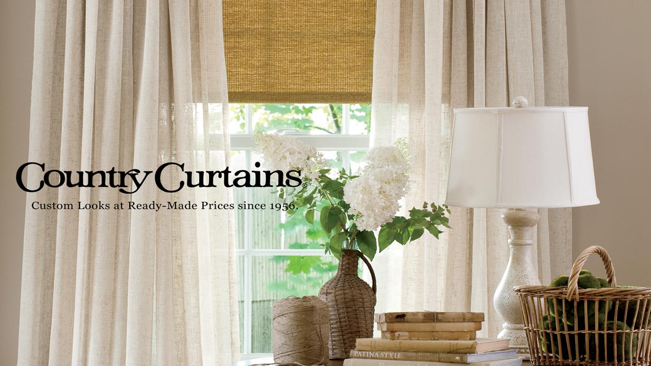 Country curtains com