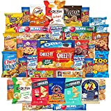 Cookies Chips & Candy Snacks Assortment Bulk Sampler by Variety Fun (Care Package 40 Count) (Tamaño: Care Package 40 Count)