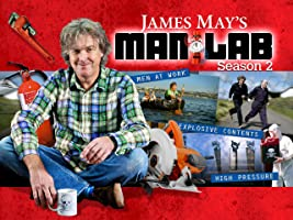 James May's Man Lab Season 2