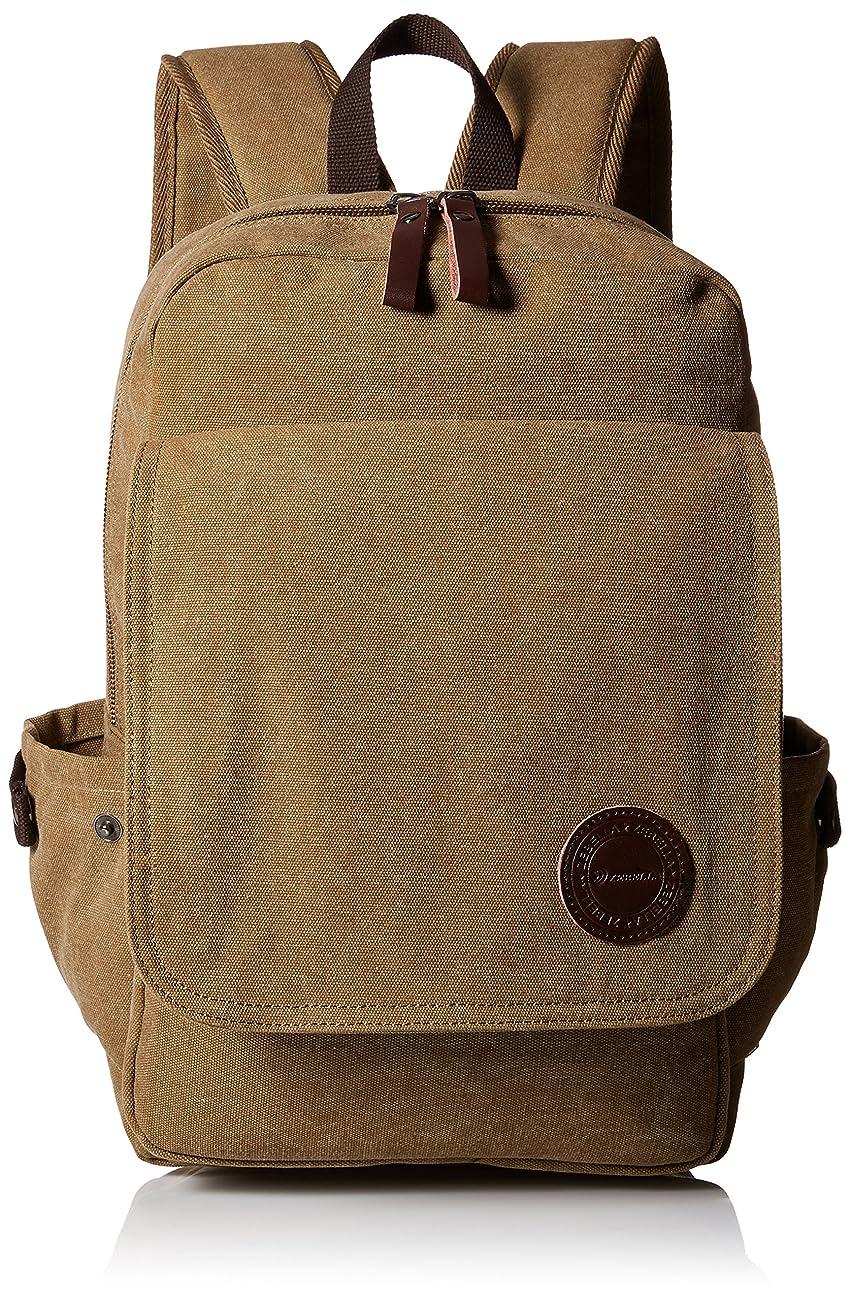 Zebella Vintage Canvas Backpack for Laptop School Rucksack Weekender Daypack Bag 0