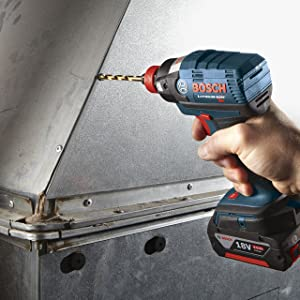 Bosch TI2151IM 3/8-Inch Impact Tough Titanium Drill Bit, (Tamaño: 3/8-Inch)