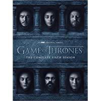 Game of Thrones: The Complete 6th Season DVD