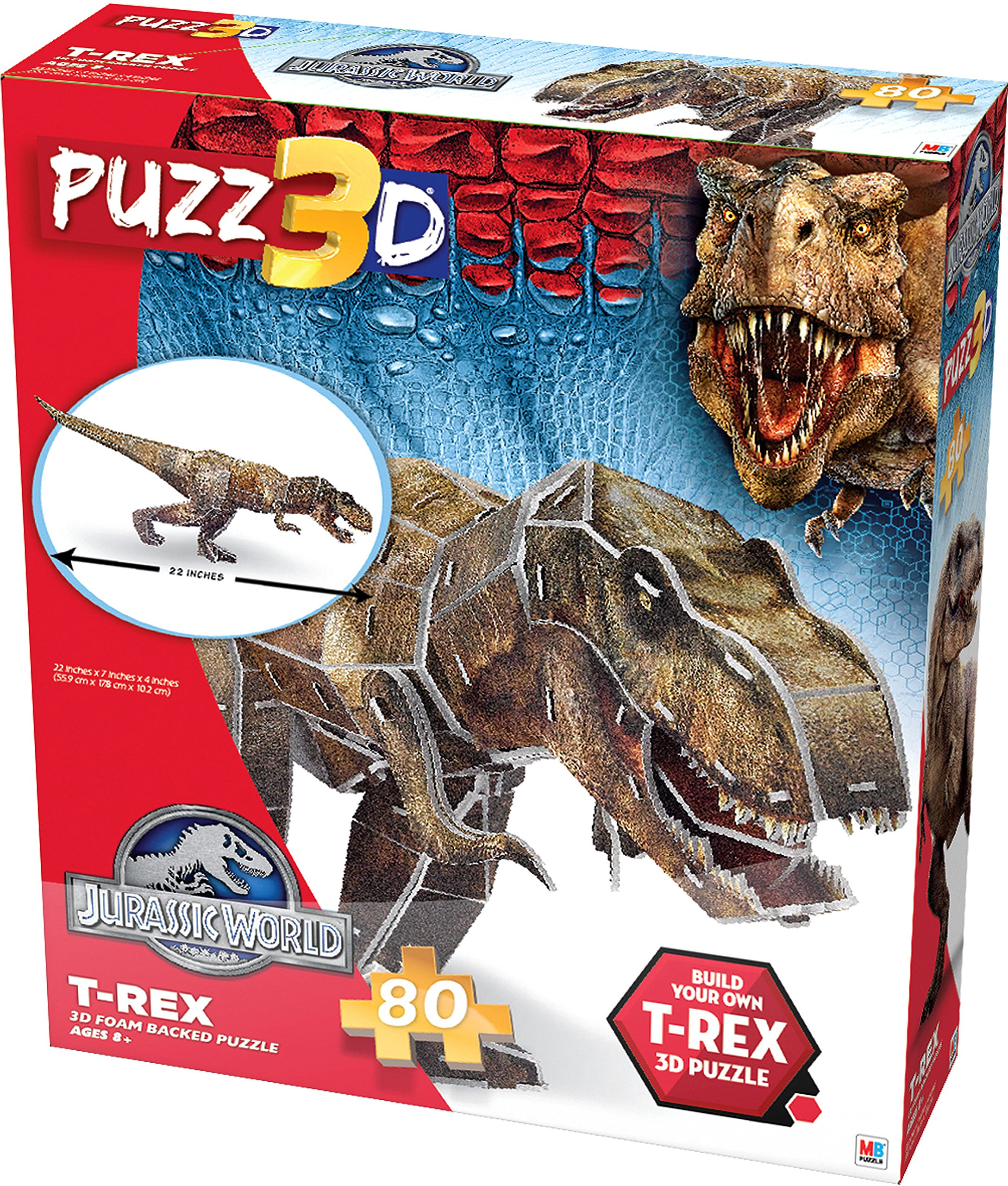 Jurassic World Puzzles
