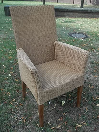 Brazo silla reclinable de Loom Exklusiv con estructura de madera