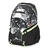 High Sierra Loop Backpack, Street Art/Black/Lime (Color: Street Art/Black/Lime, Tamaño: One Size)