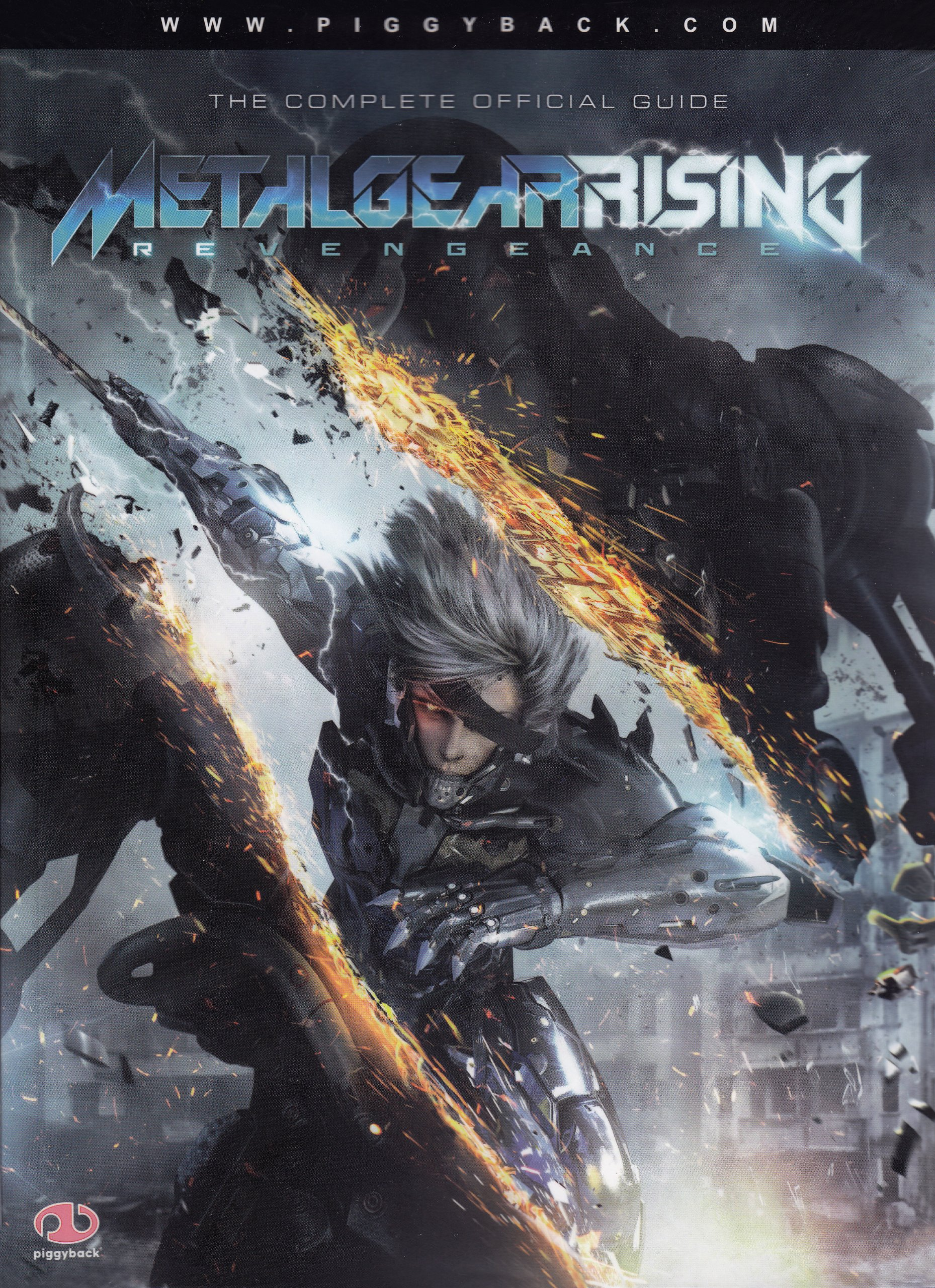 Metal Gear Rising: Revengeance  - Полный гайд | Guide (PDF)